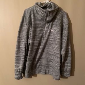 Victoria's Secret PINK Gray Sweater